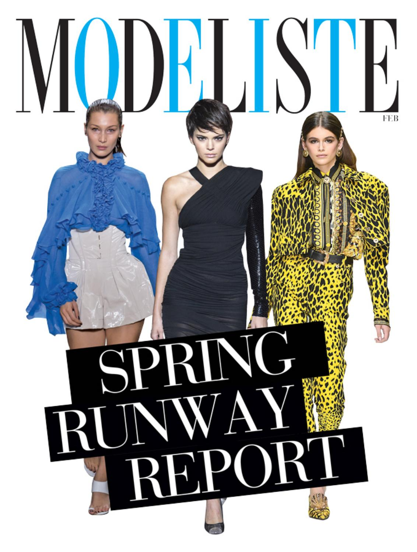 2fec154ff3 Modeliste Magazine February 2018 by Modeliste Magazine - issuu