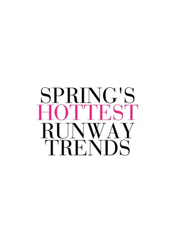 Page 60 of Spring's Hottest Runway Trends