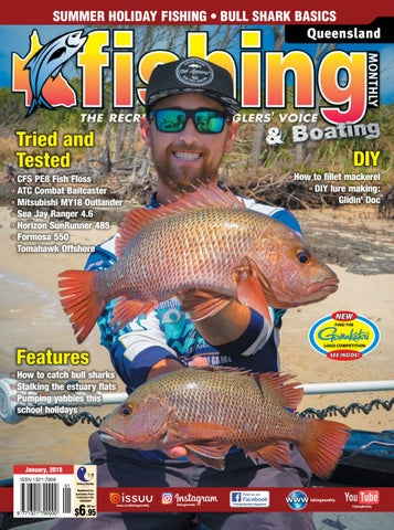 39284660d1 Queensland Fishing Monthly January 2018 by Fishing Monthly - issuu