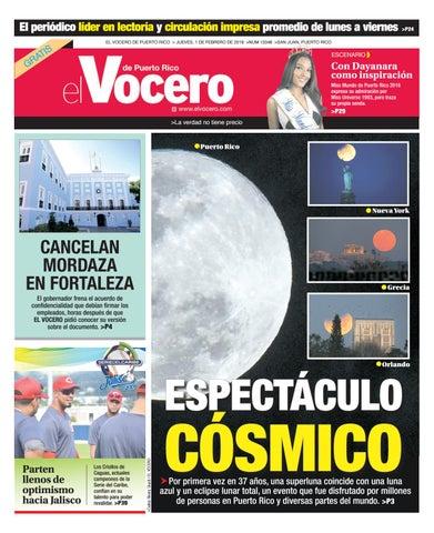 El periódico líder en lectoría y circulación impresa promedio de lunes a  viernes  P24 TIS A GR. EL VOCERO DE PUERTO RICO   ... 0ecfdd5c879b7
