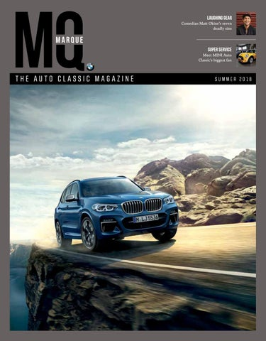 BMW Marque Summer 2018 by Premium Publishers - issuu
