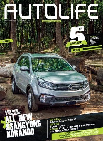 Volume 5 issue 12 by AutoLife (Nepal) - issuu