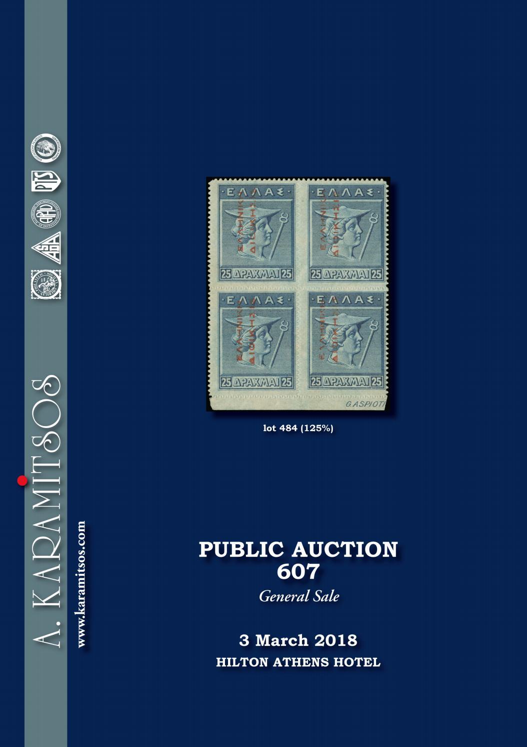 A Karamitsos Public Auction 607 by A  Karamitsos - issuu