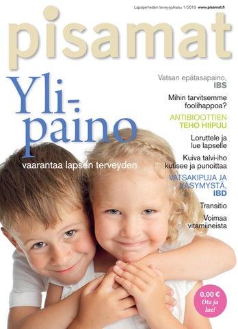 "Cover of ""Pisamat 1 2018"""