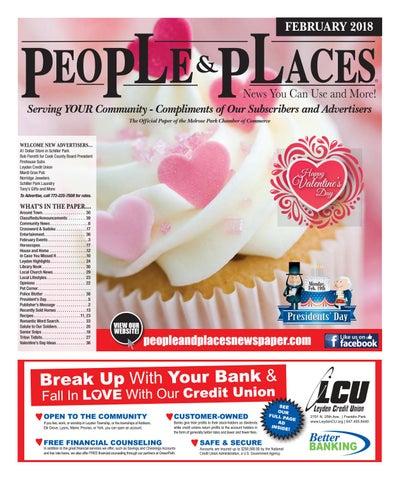 February 2018 People & Places Newspaper by Jennifer Creative issuu