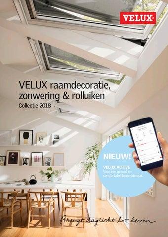 VELUX raamdecoratie brochure 2018 by VELUX Nederland B.V. - issuu