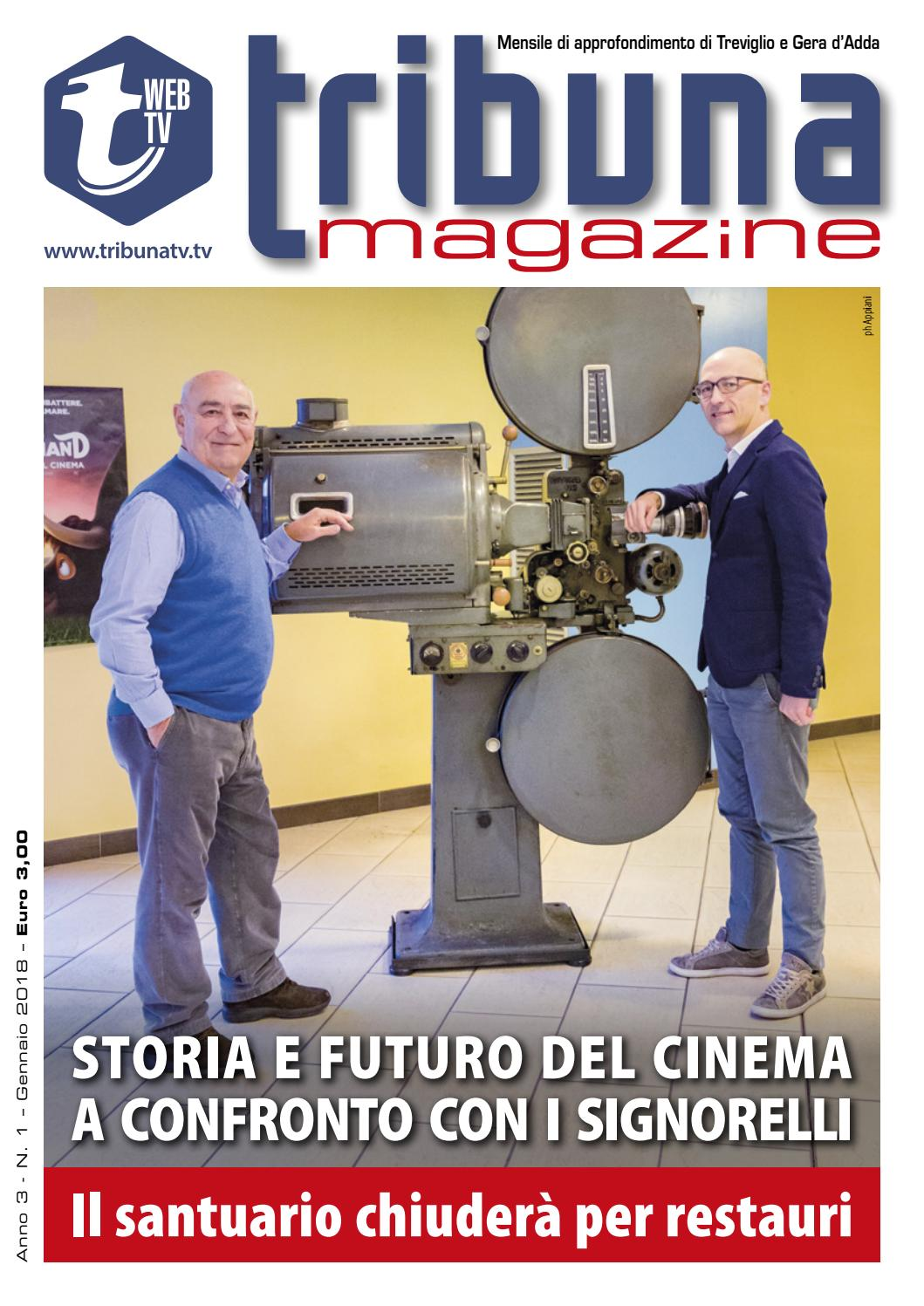 Tribuna magazine 2018 01 by lanuovatribuna - issuu fe90f039ba5