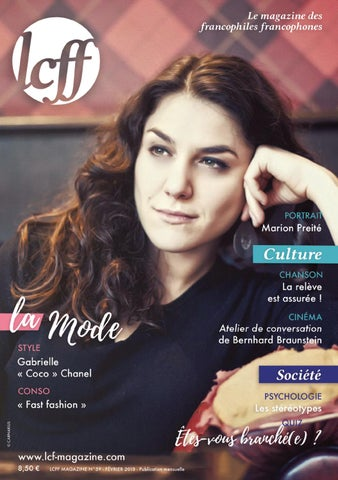 5c798836d969 LCFF59 LA MODE by LCFF - issuu