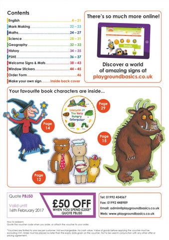 Page 3 of section gruffalo