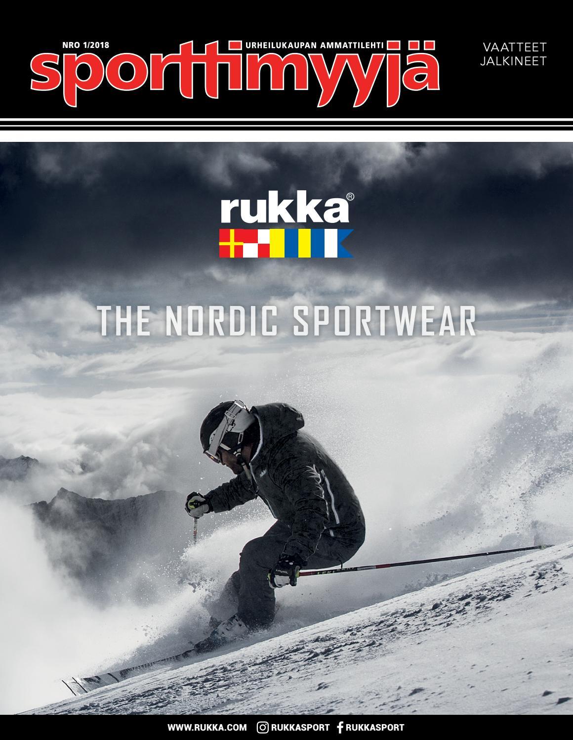 Sporttimyyjä 1 2018 by Sporttimyyja - issuu 61efeebba7