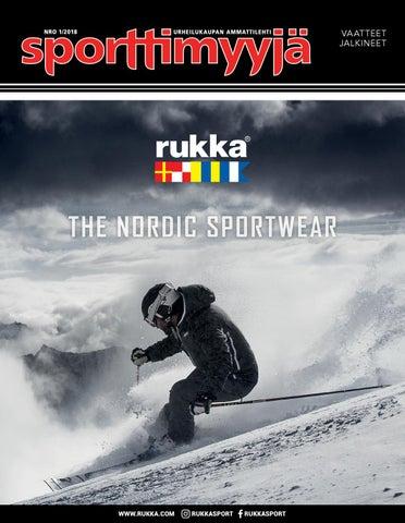 Sporttimyyjä 1 2018 by Sporttimyyja - issuu 6d5f2b51bf