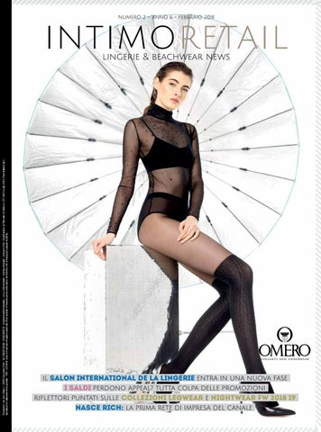 d644960ee6 Intimo Retail - Febbraio 2018 by by Editoriale Farlastrada - issuu