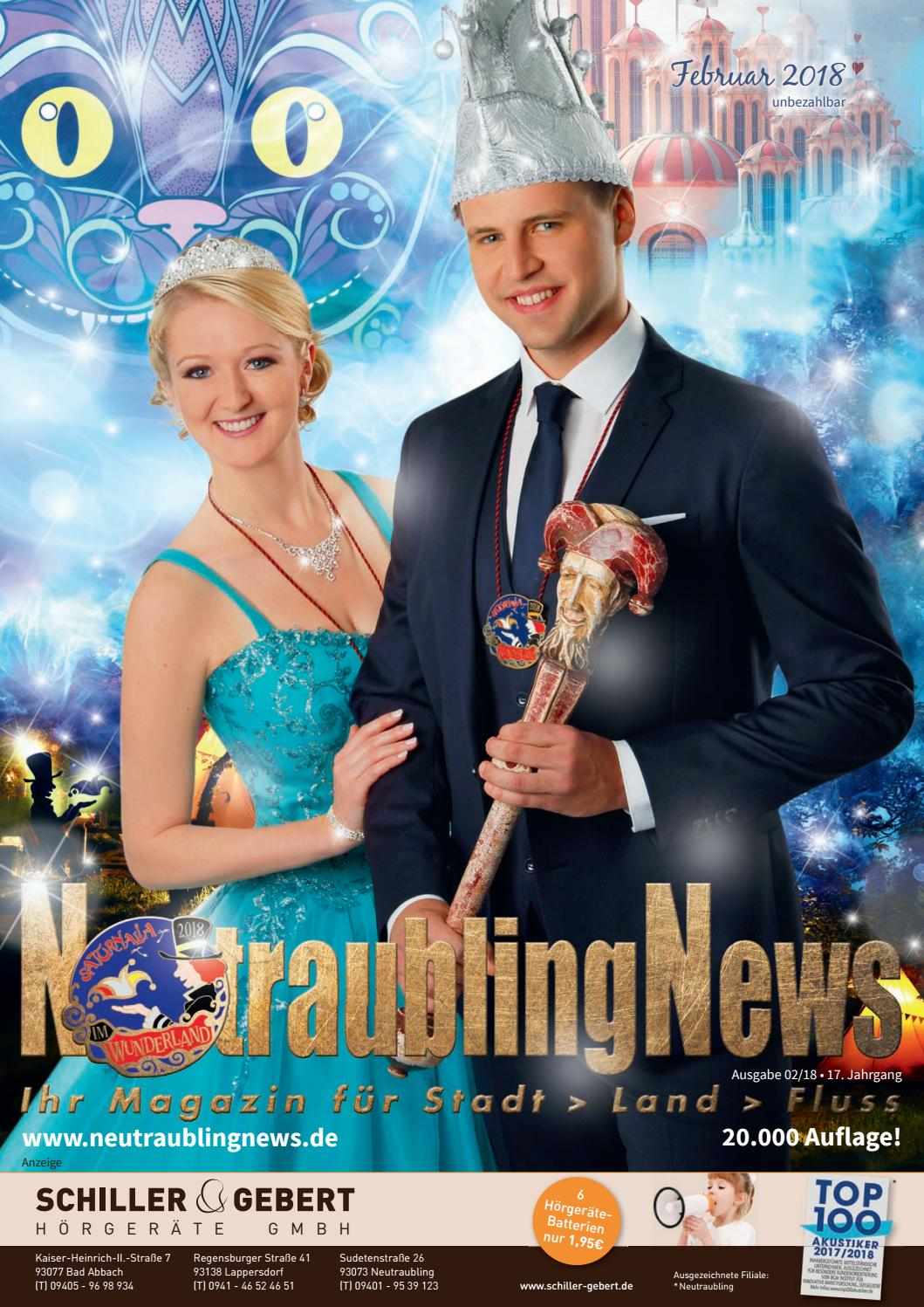 NeutraublingNews Februar 2018 by SchnappCom GmbH Werbeagentur - issuu