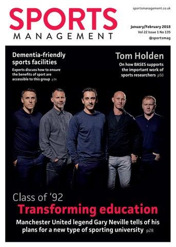dd0e6ec74 Sports Management issue 135 by Leisure Media - issuu