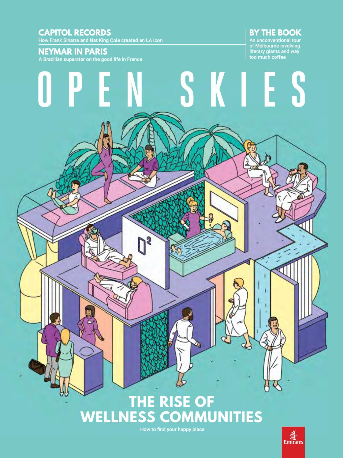 Open Skies February 2018 By Motivate Publishing Issuu