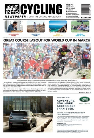 9cfe7d355 Into Cycling - February 2018 by Into Cycling - issuu