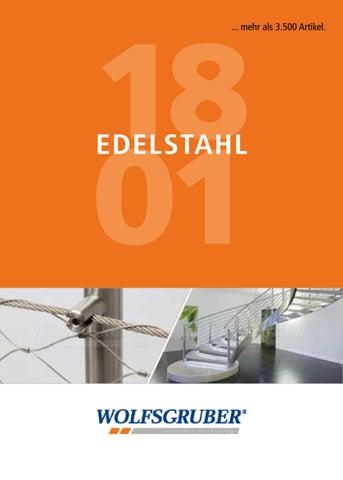Edelstahl 1801 by Wolfsgruber Srl - issuu