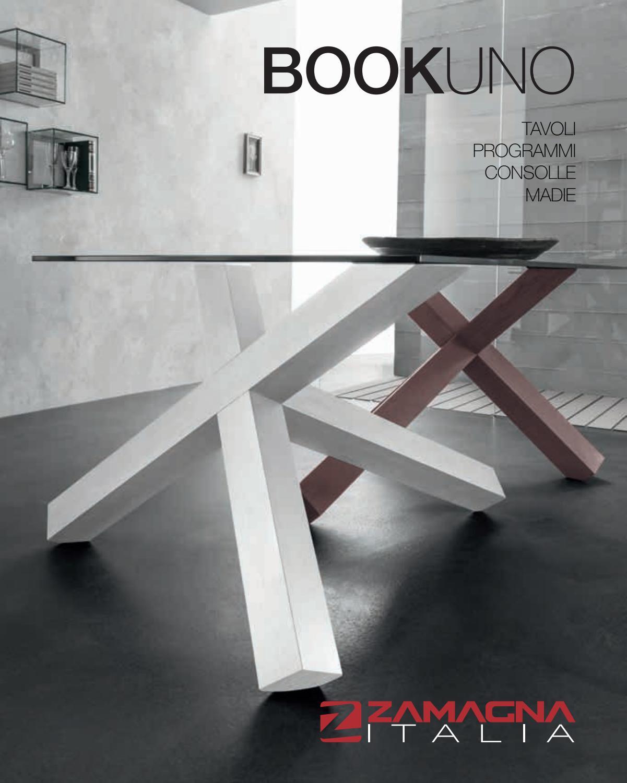 Consolle Magic Box Zamagna.Catalogo Zamagna Tavoli Moderno By Progettocasaid Issuu