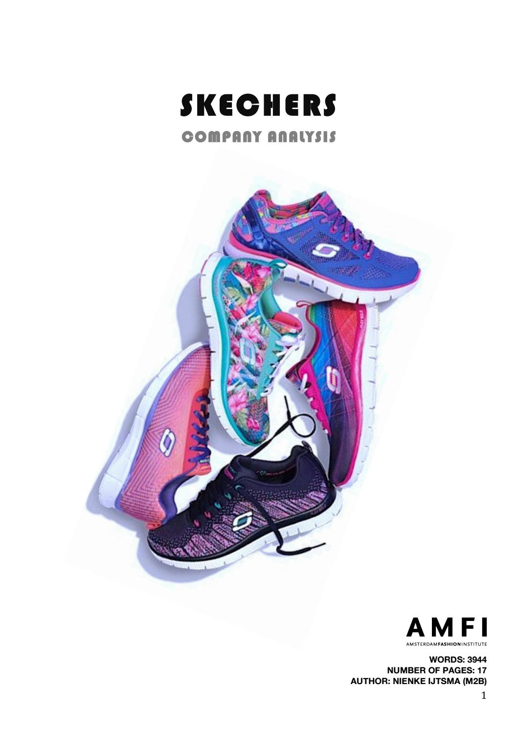 Skechers Company Analysis by