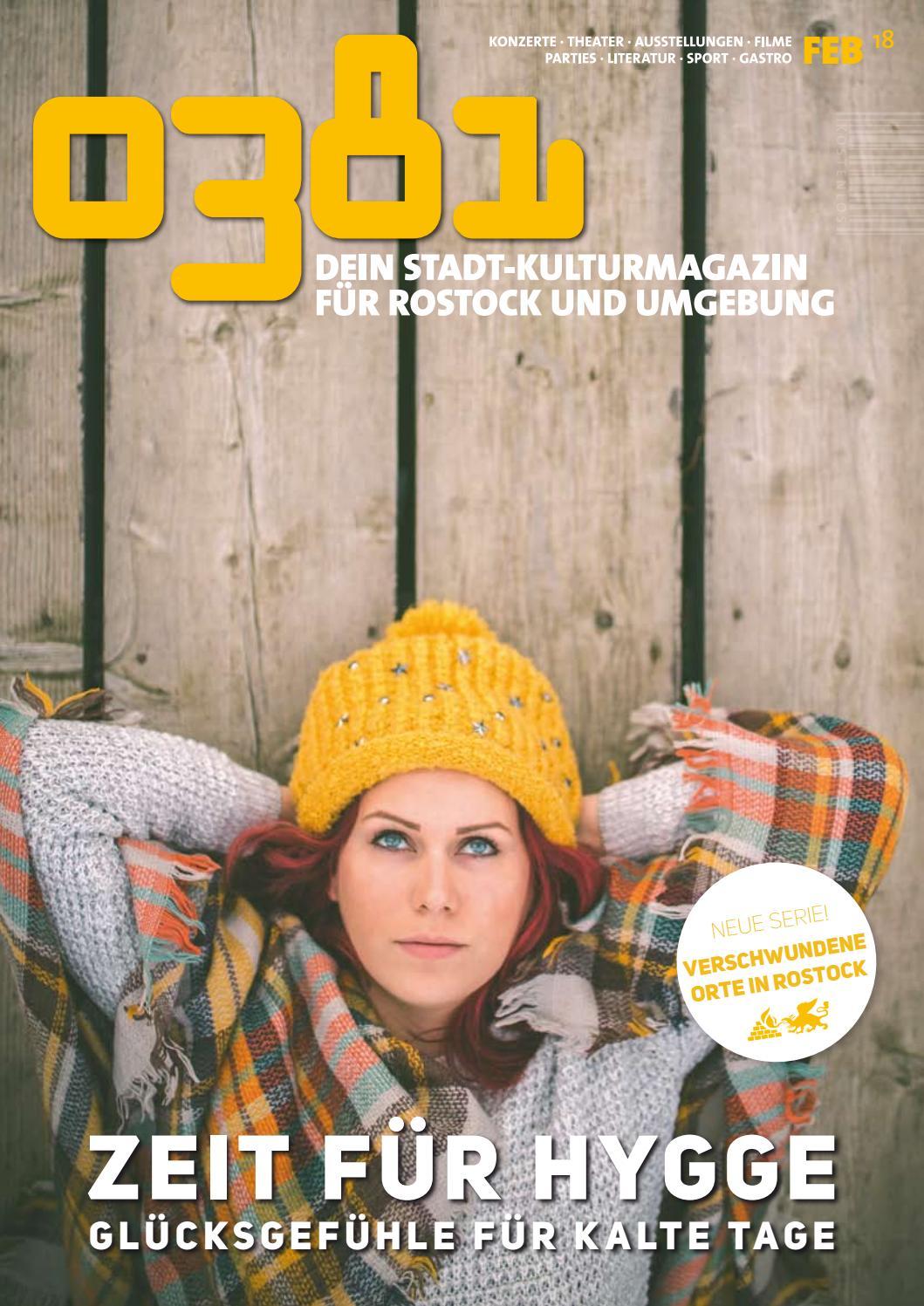 0381 – Dein StadtKulturMagazin für Rostock und Umgebung by