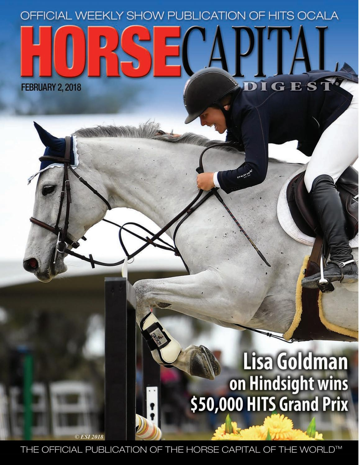 Hcd february 2 by Florida Equine Publications - issuu
