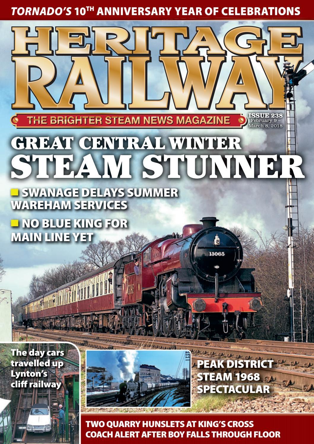Heritage Railway Issue 238 by Mortons Media Group Ltd - issuu