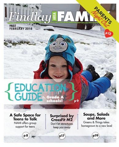 2/18 - Findlay Area Family by Adams Street Publishing Co