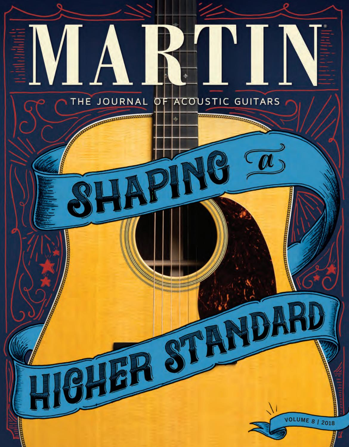 Martin The Journal Of Acoustic Guitars Volume 8 By Guitar Electric Diagram Intuitive Issuu