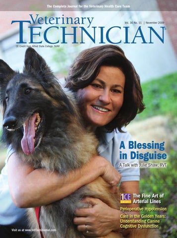 AND the article attached listed my school (Colorado Mountain College) as  one of the top Veterinary Technician ...