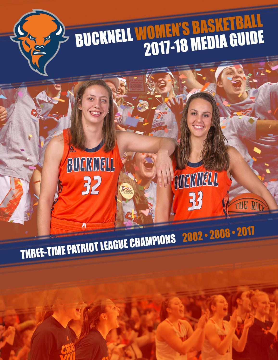 bdd2b29d2a14 2017-18 Bucknell Women s Basketball Media Guide by Bucknell University -  issuu