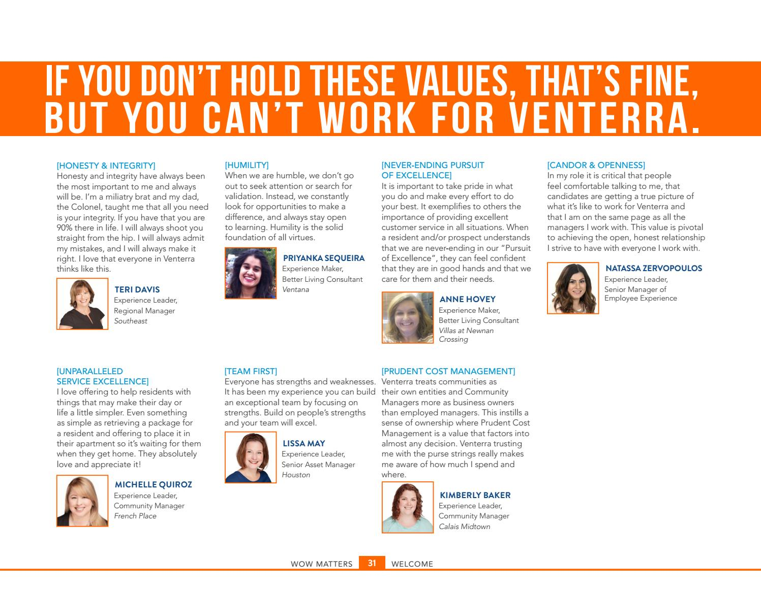 f4a2e24af0d4 We Are Venterra. The Venterra Experience. by Venterra Realty - issuu