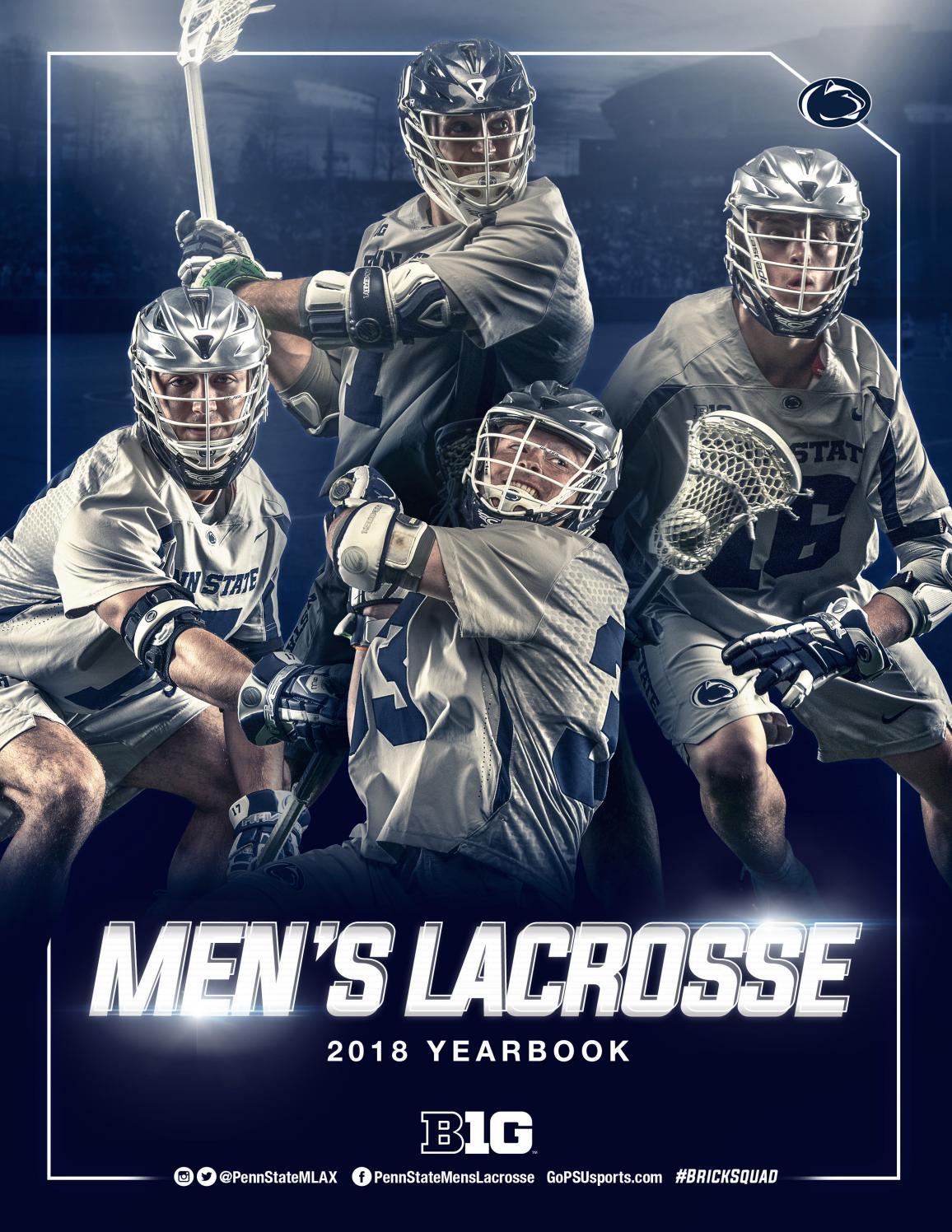 2018 penn state men s lacrosse yearbook by penn state athletics issuu 2018 penn state men s lacrosse yearbook