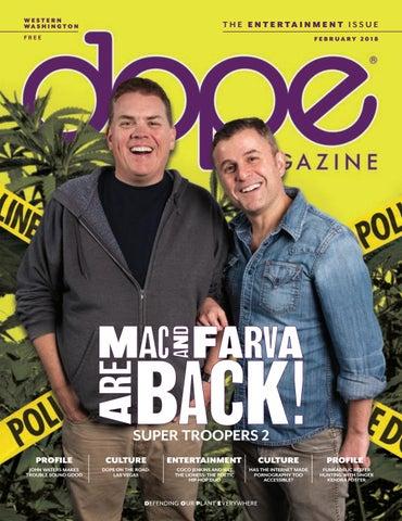 00d423657 DOPE Magazine - Western Washington - The Entertainment Issue ...
