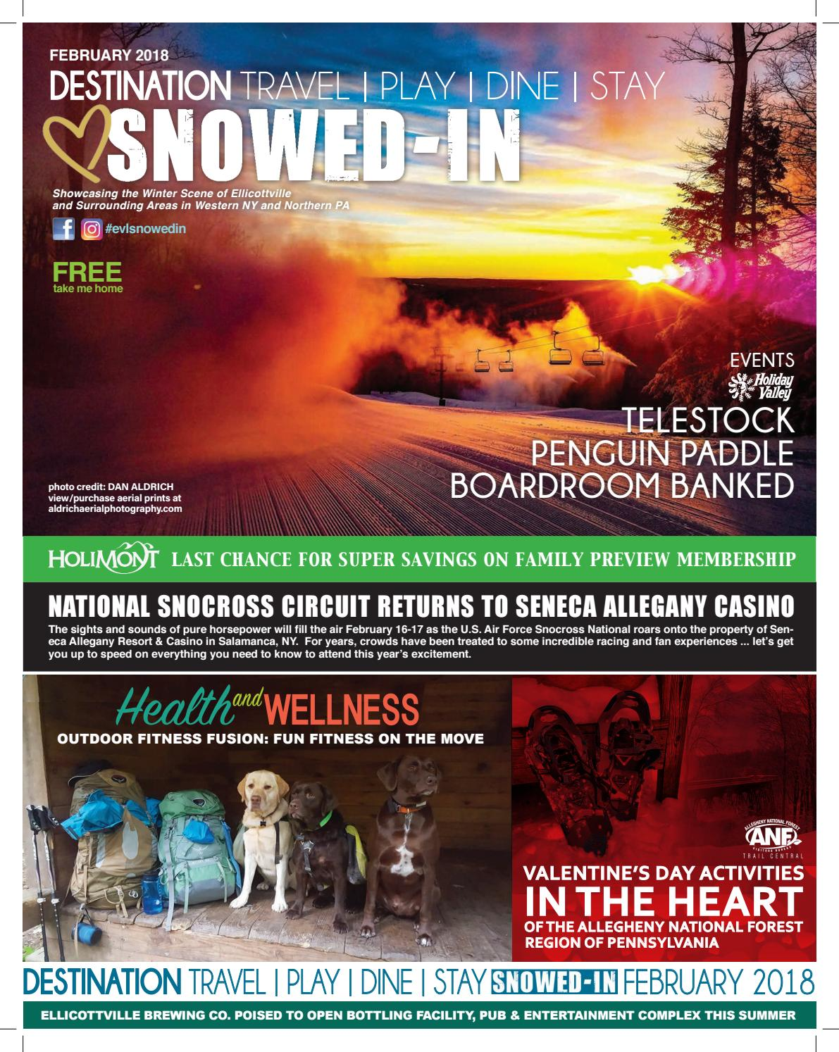 ed011f8f0512 Ellicottville SNOWED-IN February 2018 by Brenda Perks - issuu