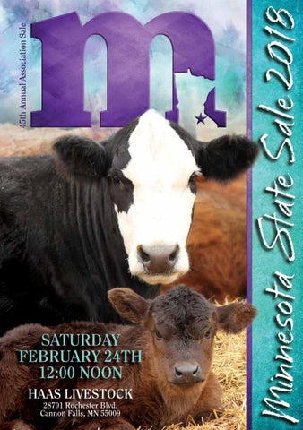 b34951f58 Welcome to the Minnesota State Simmental Sale! MSA Queen Farewell from  Gabby Nemitz