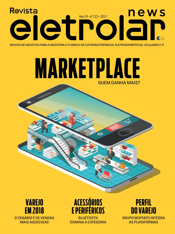 5d86390ab Revista Eletrolar News - Ed. 122 by Grupo Eletrolar - issuu