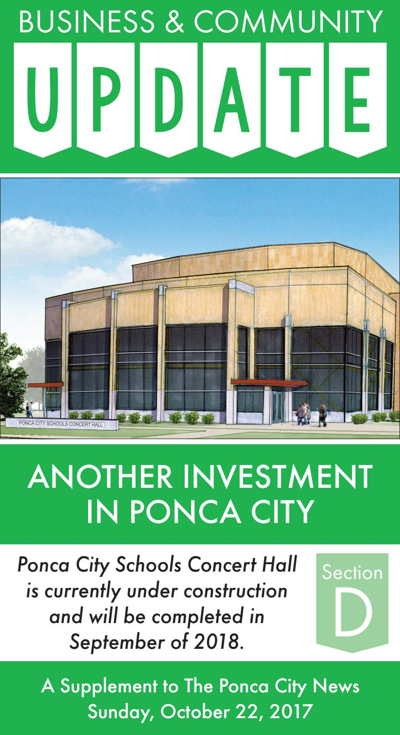 Ponca City News Update 2017 By