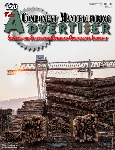 February 2018 Advertiser by Component Manufacturing