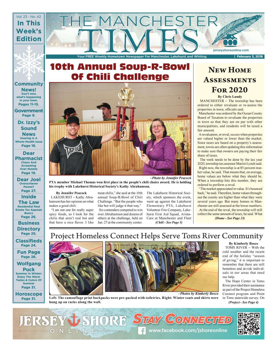 2018 02 03 The Manchester Times By Micromedia Publications Issuu Electrical Panel Wiring Diagram Software Free Download Notizie24