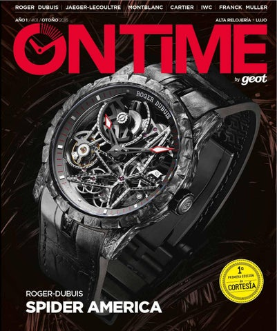 On Time Panamá #1 by Geot [Grupo Editorial On Time] - issuu