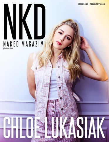 NKD Mag - Issue #80 (February 2018)