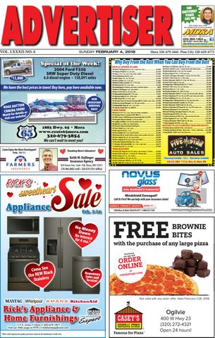 4b861faeef93 Mora Advertiser 2418 by Kanabec County Times/Pine City Pioneer - issuu