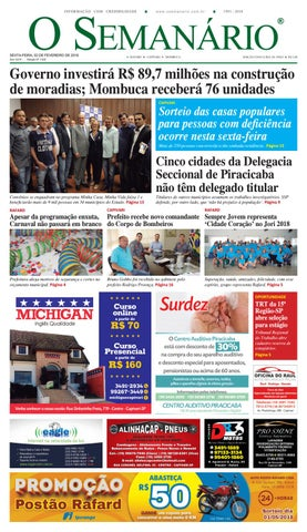 f28193531 Jornal O Semanário Regional - Edição 1340 - 02 02 2018 by Jornal O ...