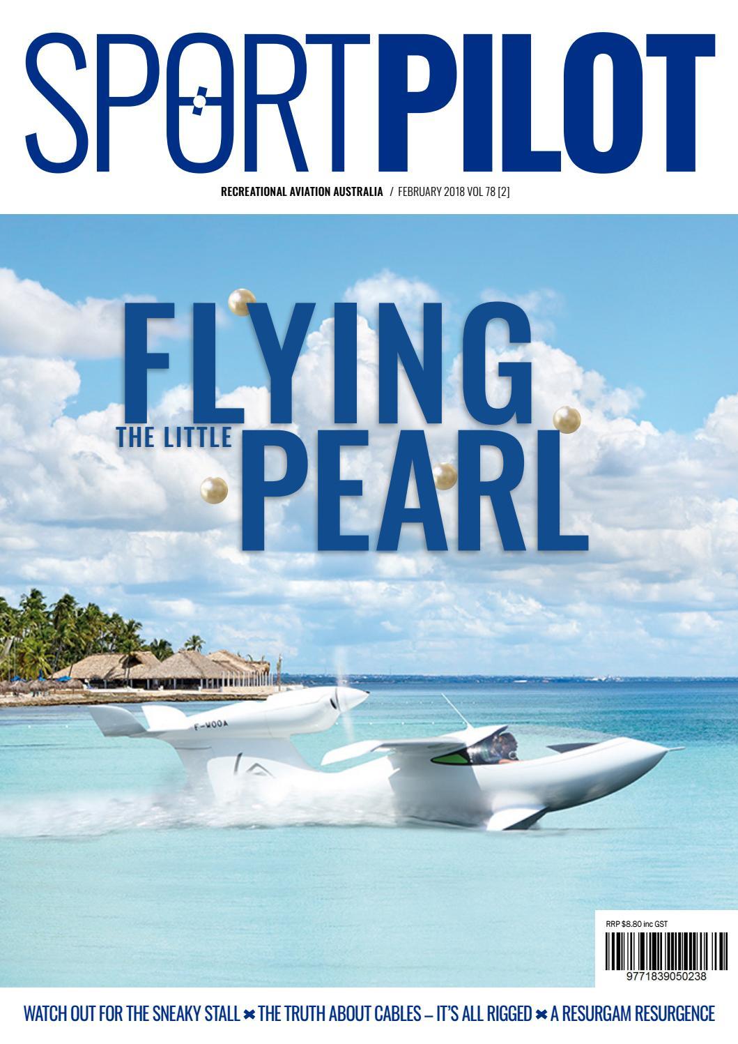 Sport pilot 78 feb 2018 by Recreational Aviation Australia