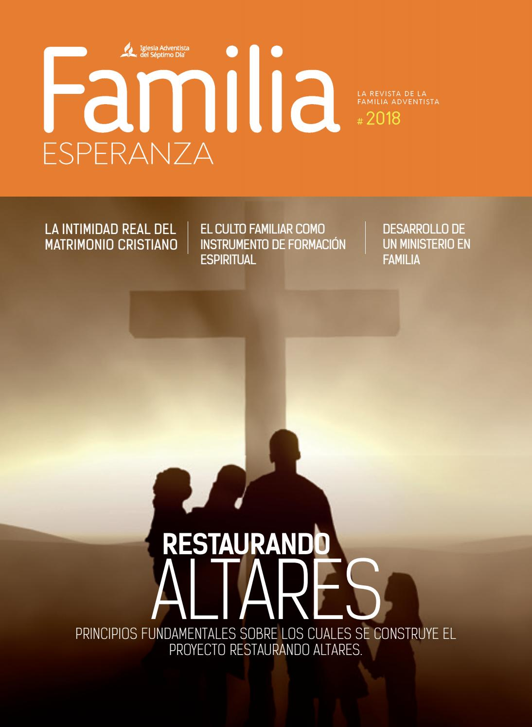 Revista Familia Esperanza By Igreja Adventista Do Sétimo Dia