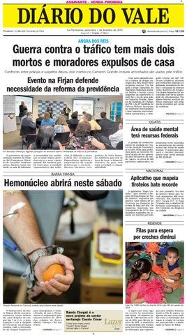 8621 diario sexta feira 02 02 2018 by Diário do Vale - issuu f6902a8a21