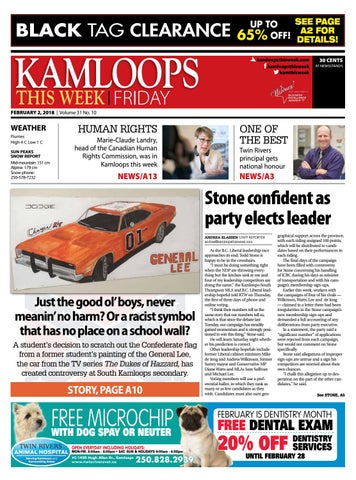 Kamloops This Week February 2, 2018