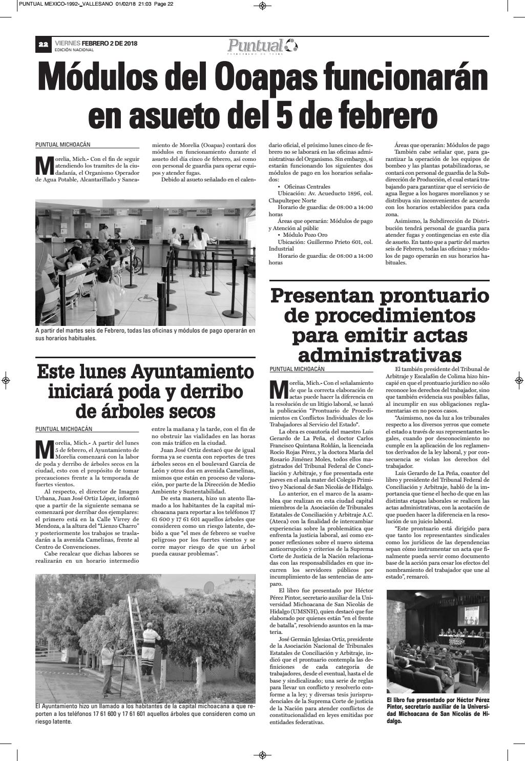 Puntual Mex1993 By Diario Puntual Issuu