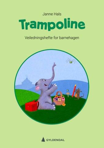 Smarte ressurser Trampoline veiledningshefte by Gyldendal Norsk Forlag - issuu XC-53
