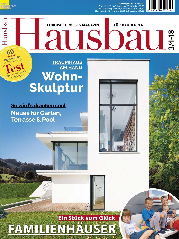 Hausbau 3/4-2018 by Fachschriften Verlag - issuu